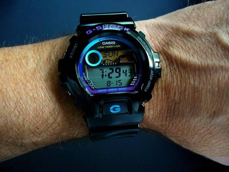 Watch-U-Wearing 8/15/10 Gshock028