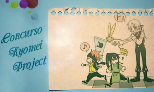 Concurso Kyomei Project ConcursoCabecera