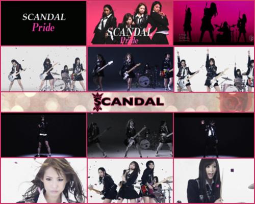 My SCANDAL edits OC23PV-SCANDALPride