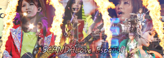 My SCANDAL edits SCANDALoveEsp