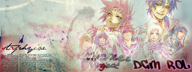 Kyomei Project ~ Dgm Rol