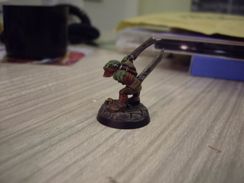 Goblin Assassin new hired sword with WIP and complete pics IMGP1505