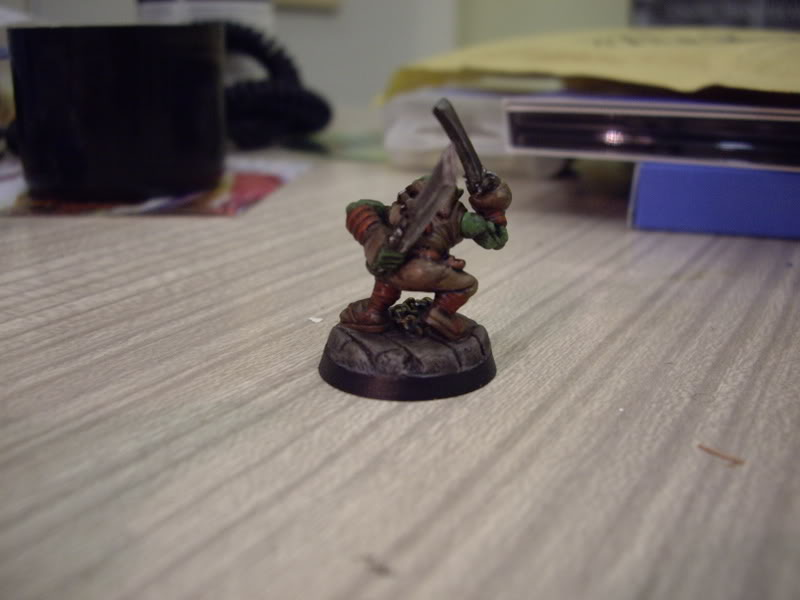 Goblin Assassin new hired sword with WIP and complete pics IMGP1506