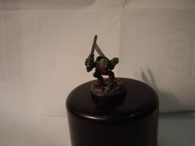 Goblin Assassin new hired sword with WIP and complete pics IMGP1510