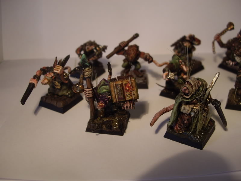 Jackanory's Clan Pestilens starting warband complete! IMGP1518