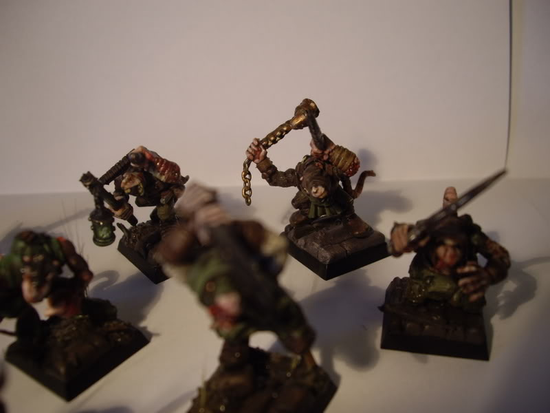 Jackanory's Clan Pestilens starting warband complete! IMGP1520