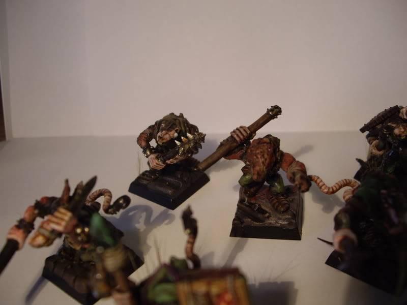Jackanory's Clan Pestilens starting warband complete! IMGP1521