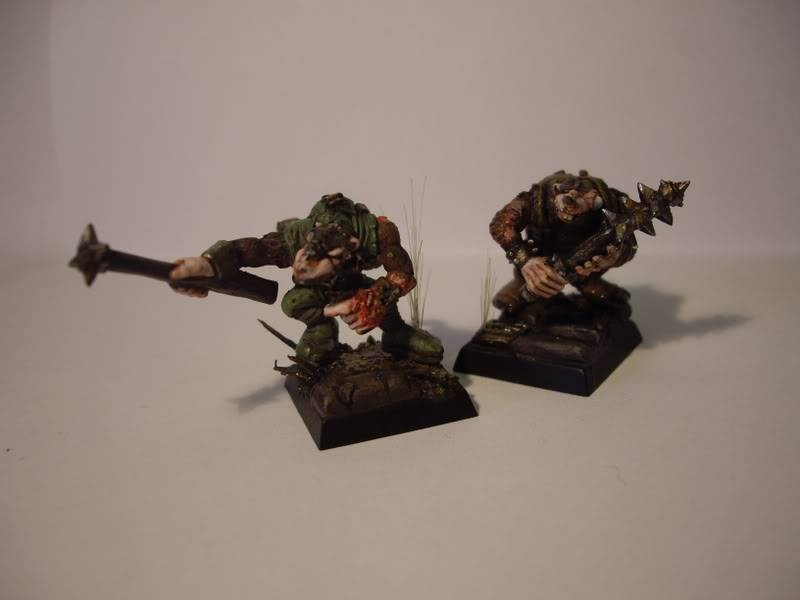 Jackanory's Clan Pestilens starting warband complete! IMGP1535