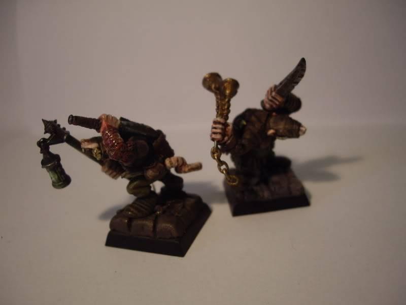 Jackanory's Clan Pestilens starting warband complete! IMGP1541