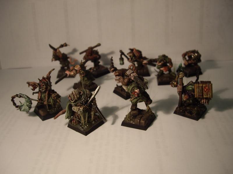Jackanory's Clan Pestilens starting warband complete! IMGP1590