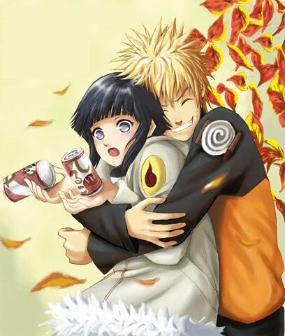 Imagenes de la serie Naruto NarutoandHinata