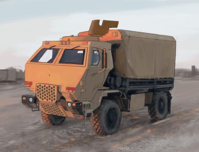 Wilkerson's Paint - Page 4 Armoredtruck