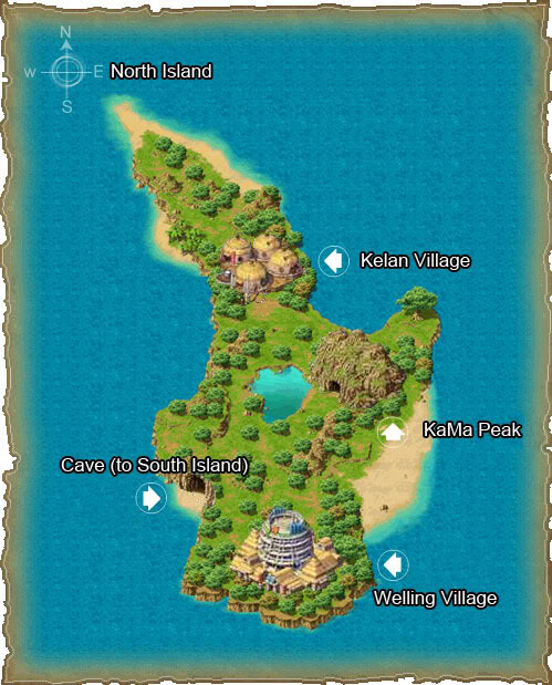 Từng bước mở rộng nhà North_island
