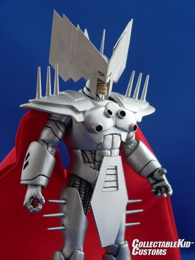 Collectable Kid™ Toy Design & Custom Figures STRYFE00