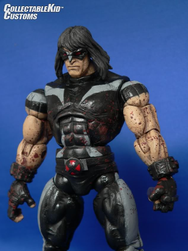 Collectable Kid™ Toy Design & Custom Figures XFWARPATH2