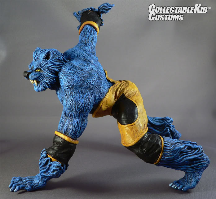 Collectable Kid™ Toy Design & Custom Figures BEAST6