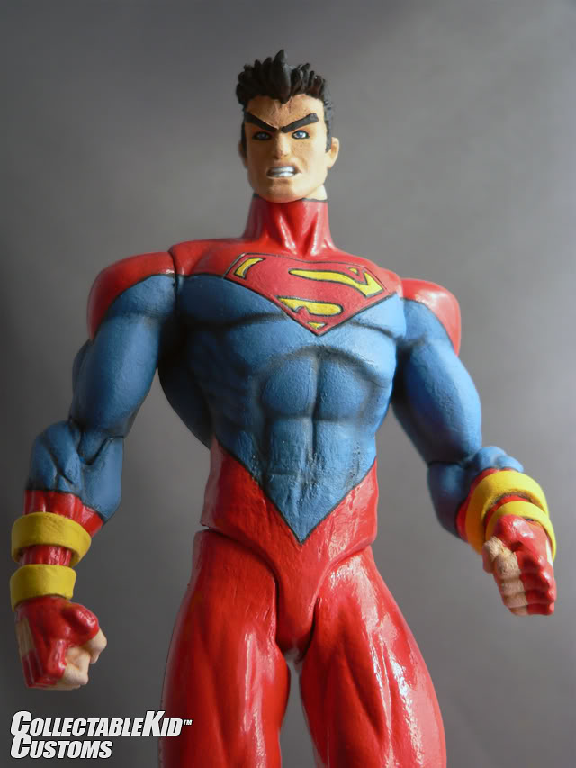 Collectable Kid™ Toy Design & Custom Figures SUPERBOY7