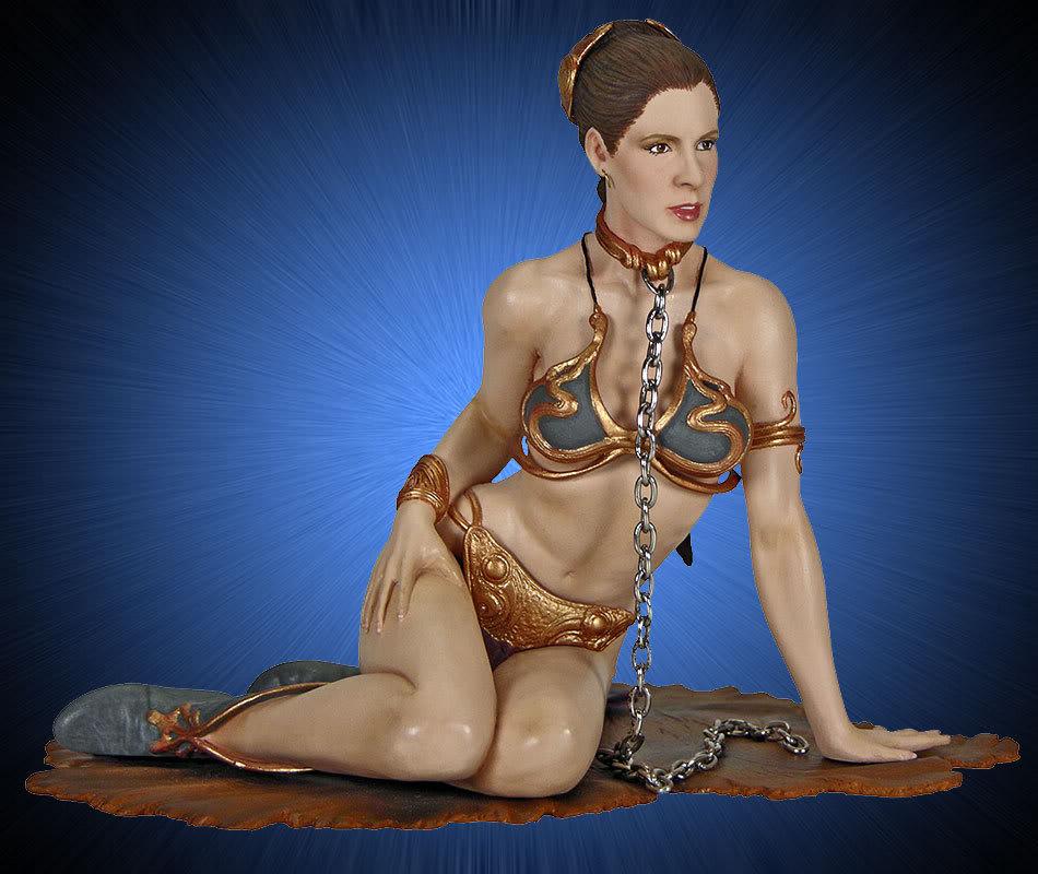 Suite du Palais de Jabba ( leia esclave ...) Leia