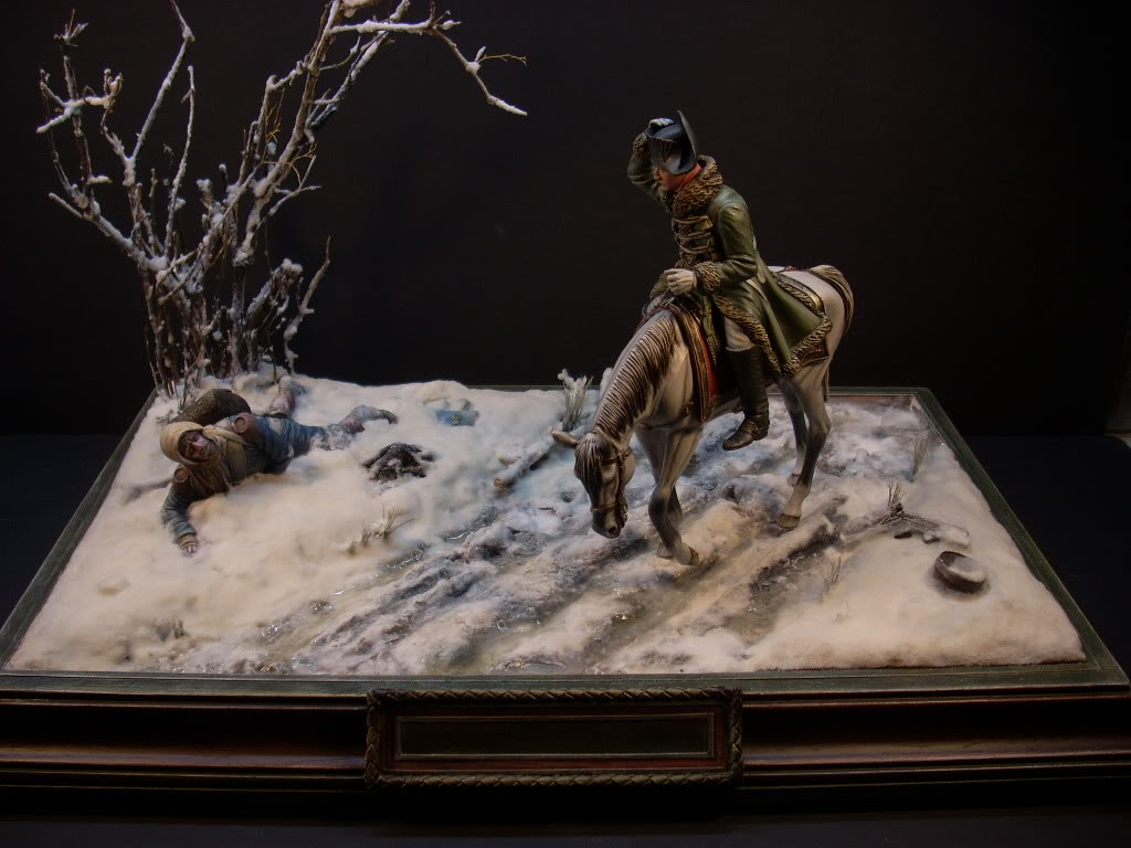 Napoleon  la retraite de Russie verlinden 120mm - Page 4 DSCN3407