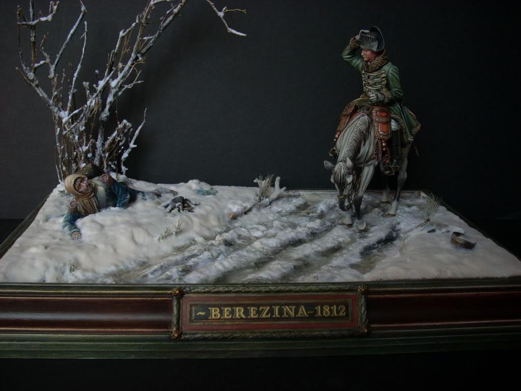 Napoleon  la retraite de Russie verlinden 120mm - Page 4 DSCN3456