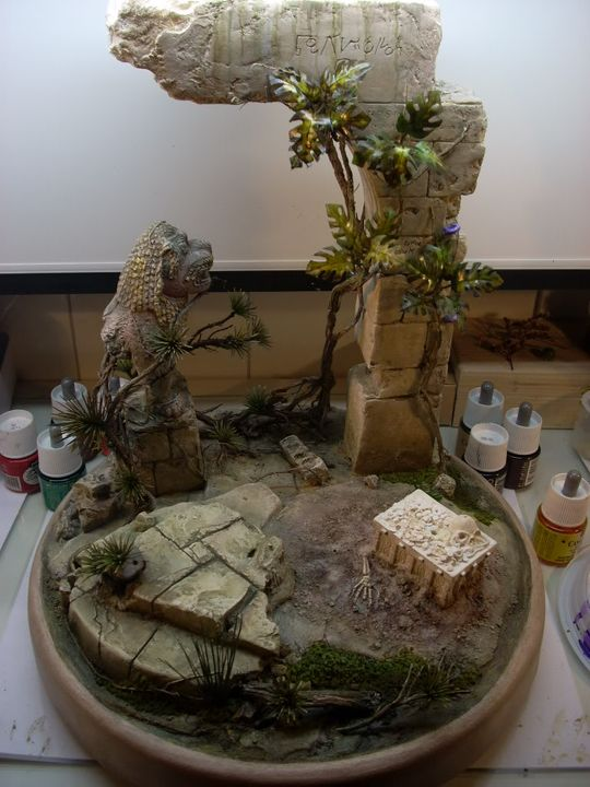 belle of tortuga resin kit 1/7 LunaticFrange - Page 2 DSCN3946