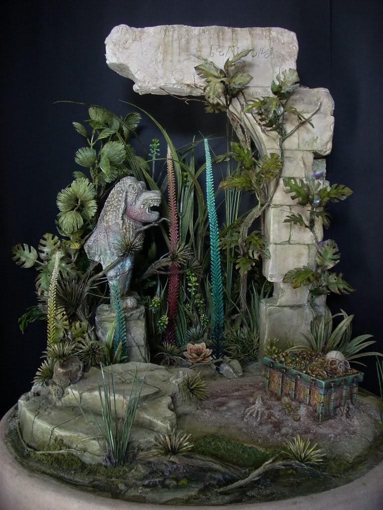 belle of tortuga resin kit 1/7 LunaticFrange - Page 3 DSCN3988