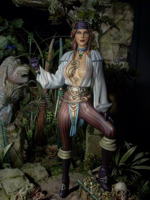 belle of tortuga resin kit 1/7 LunaticFrange - Page 7 DSCN4296