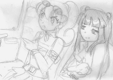 El viaje de Iruka: ¡Hora del Gran Festival! Confess2