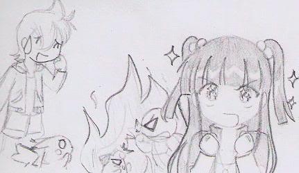 El comienzo del viaje de Iruka Fire