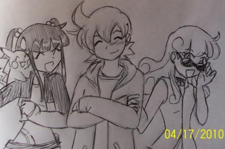 El viaje de Iruka: La aventura continua =P Friends