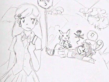 El comienzo del viaje de Iruka Fu2