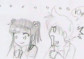El comienzo del viaje de Iruka Hey
