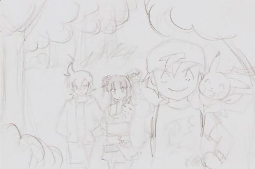 El comienzo del viaje de Iruka - Página 4 Satoru