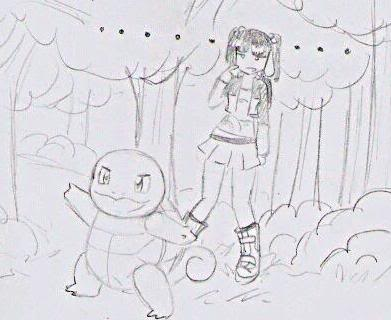 El comienzo del viaje de Iruka Weird