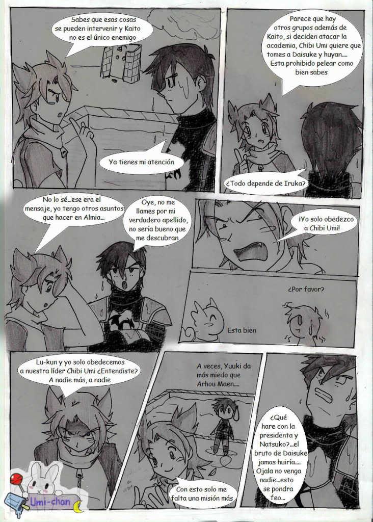 De Explorador a Pokemon Ranger [Spin-off] - Página 2 Escanear0061
