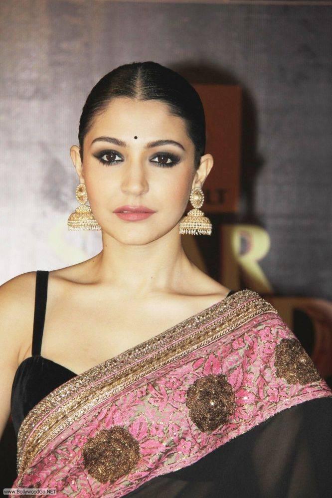 Anushka Sharma at The Renault Star Guild Awards 2013 AnushkaSharma1_zps86c1f9b9