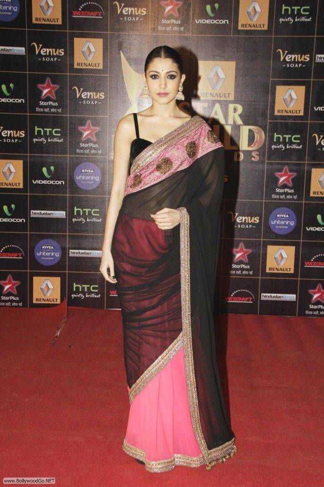 Anushka Sharma at The Renault Star Guild Awards 2013 AnushkaSharma2_zpsa620cf6a