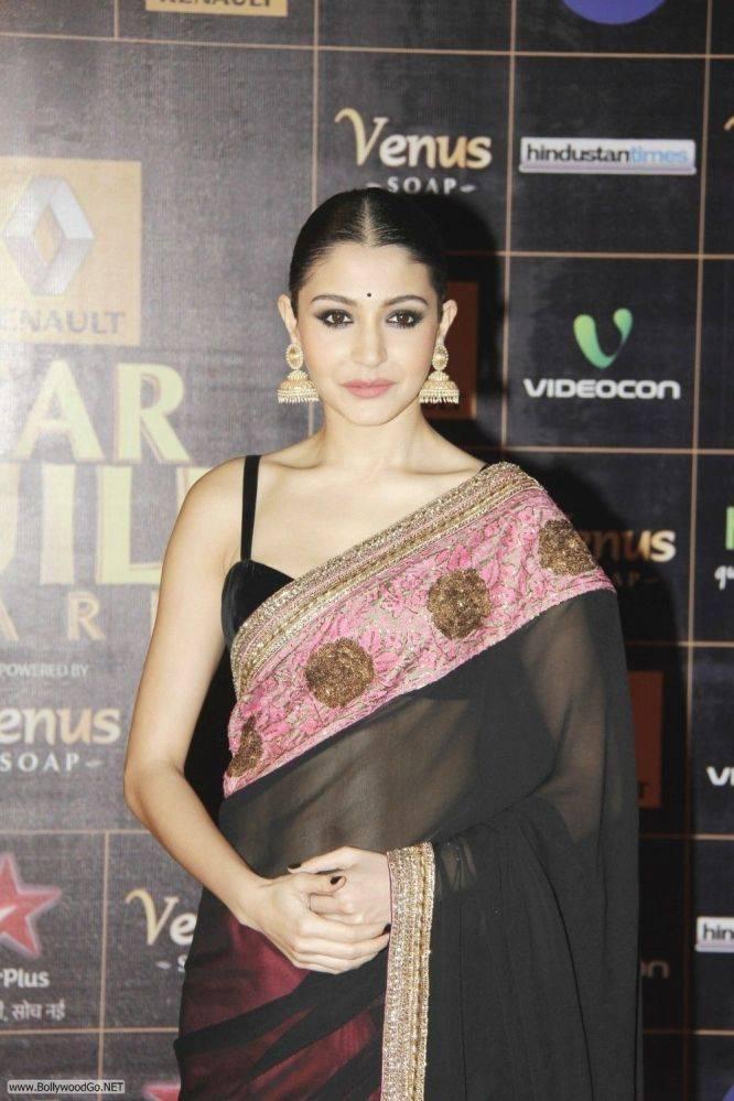 Anushka Sharma at The Renault Star Guild Awards 2013 AnushkaSharma3_zps46c966df