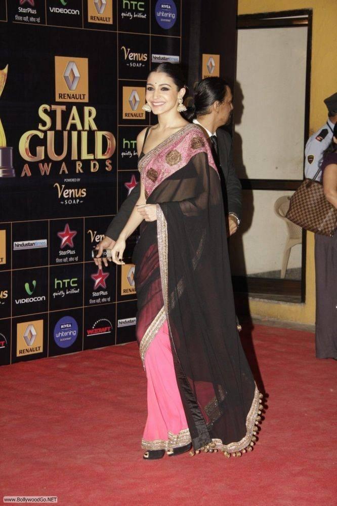 Anushka Sharma at The Renault Star Guild Awards 2013 AnushkaSharma4_zpsda0a0543