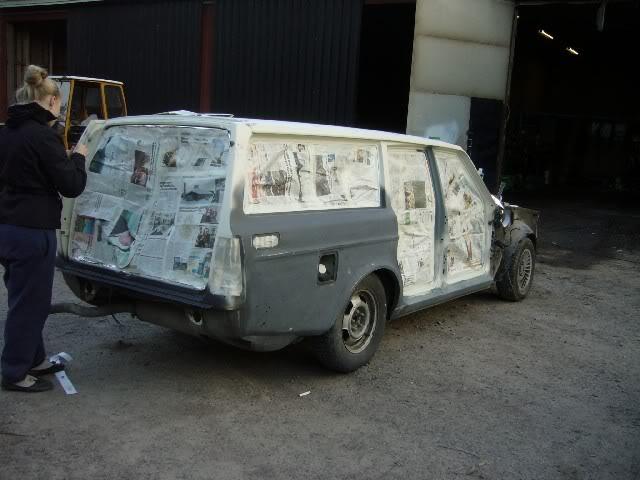 Volvo 245 California (FuncCrew) Paketti