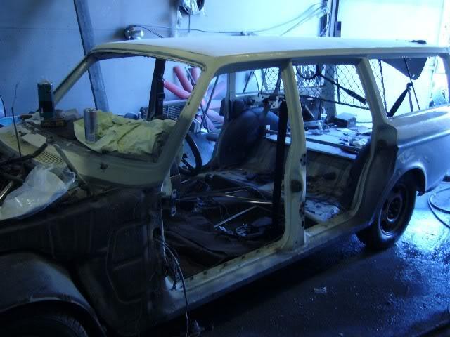 Volvo 245 California (FuncCrew) Purettu