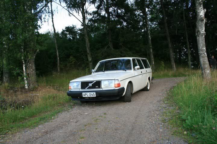 Volvo 245 California (FuncCrew) Edestapien