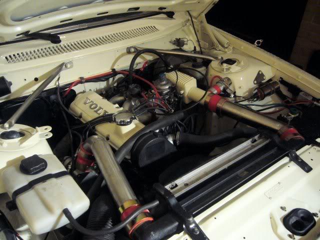 Volvo 245 California (FuncCrew) Konehuone