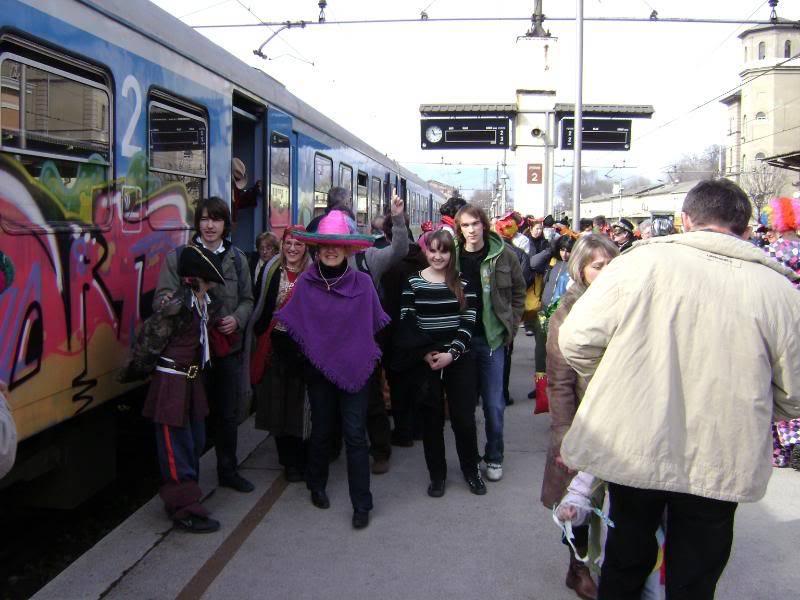 Maškarani vlak 2009 DSC03601