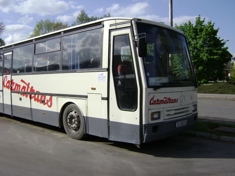 Čazmatrans - slike Autobusirabac007