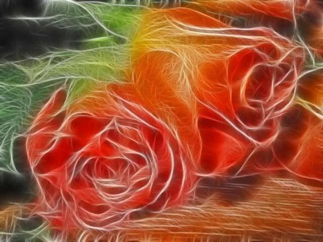 الورود أحلى ما في الوجود : بفن يشبه جماله الطبيعة حتى تكاد تشم روائحها...( صـــور )! Fl2