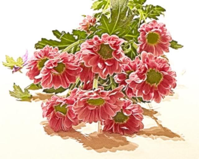 الورود أحلى ما في الوجود : بفن يشبه جماله الطبيعة حتى تكاد تشم روائحها...( صـــور )! Fl5