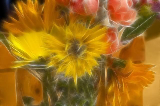 الورود أحلى ما في الوجود : بفن يشبه جماله الطبيعة حتى تكاد تشم روائحها...( صـــور )! Fl6
