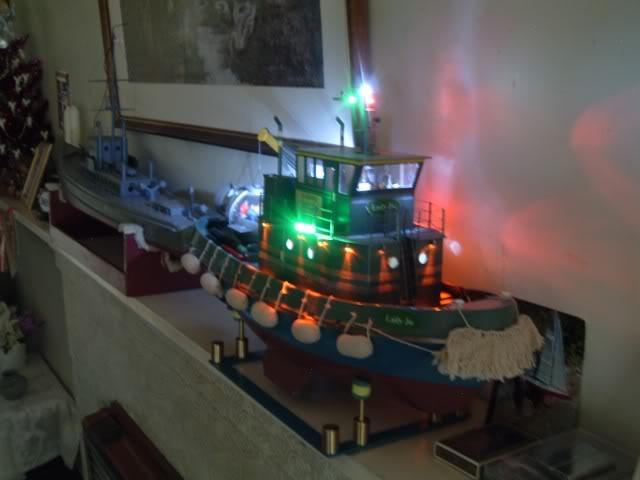 My Seaport Hull conversion. LJ