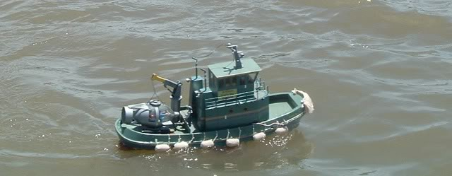 My Seaport Hull conversion. LWD2-10